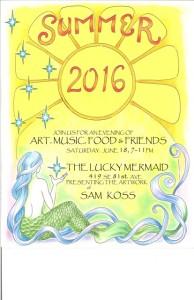Summer2016 art show